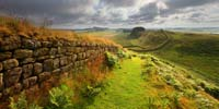 Photograph Housesteads Crags, Cuddy's Crags, Hadrian's Wall, Northumberland