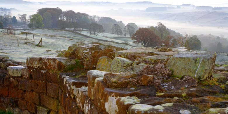 Walltown Crags, Hadrian's Wall, Northumberland